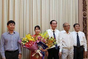 Tiến sỹ Chu Vân Hải giữ chức Phó Giám đốc Sở KHCN TP.HCM
