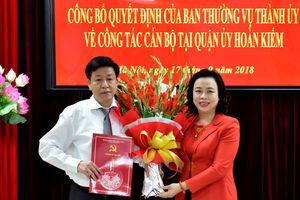 Nhân sự mới tại Hà Nội, TP.HCM, Thanh Hóa