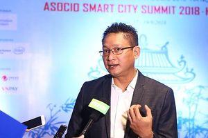 Ông Vũ Minh Trí: 'VNG nhắm đến cung cấp những nền tảng kết nối cho thành phố thông minh'