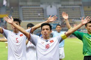 Văn Quyết vẫn là ngôi sao tấn công hàng đầu của bóng đá Việt Nam