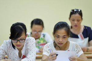 Đề xuất tổ chức ma trận chấm thi THPT quốc gia để chống tiêu cực