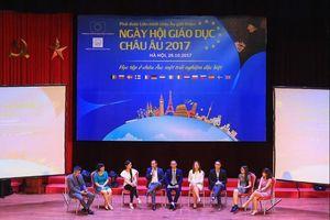 Phái đoàn EU tại Việt Nam tổ chức ngày hội giáo dục châu Âu 2018