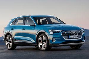 E-Tron - chiếc SUV điện đầu tiên của Audi có giá bán từ 74.800 USD