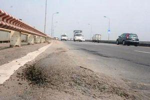 Sẽ sớm có phương án sửa chữa cầu Thăng Long