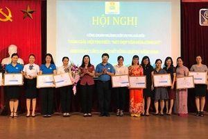 CĐ ngành Xây dựng Hà Nội: Sinh hoạt CLB Nữ công quý III và trao giải Hội thi 'Nét đẹp văn hóa công sở' năm 2018