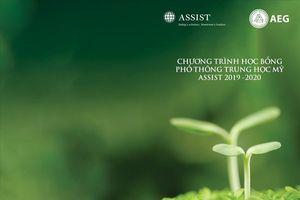 Học bổng ASSIST của tổ chức Giáo dục Mỹ AEG cho học sinh phổ thông