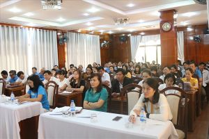 Việc giải thể Công đoàn Giáo dục cấp huyện là phù hợp với chủ trương