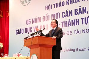 Các tỉnh vẫn có thể bắt tay nhau khi chấm chéo bài thi THPT quốc gia