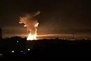 Latakia rung chuyển vì bị tấn công