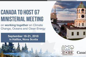 Việt Nam dự hội nghị về môi trường của nhóm G7