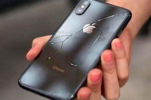 'Quặn lòng' với chi phí thay màn hình iPhone XS Max