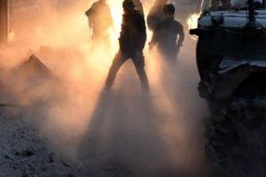 Đại chiến Syria: Quân đội Assad sắp ra đòn mạnh quét sạch khủng bố