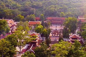 Bảo tồn và phát huy giá trị quần thể danh thắng Hương Sơn