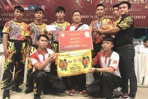Bế mạc và trao giải Cuộc thi Lân sư rồng Quốc tế