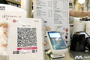 Singapore thống nhất mã quét QR