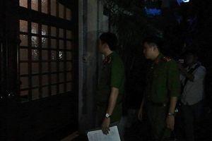 Công an khám xét nhà riêng cựu Chánh văn phòng Thành ủy Đà Nẵng