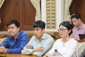 Lãnh đạo TP.HCM yêu cầu ký hợp đồng với 6 thạc sĩ từ Đại học Arizona