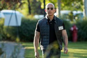 Một ngày của tỷ phú Bezos