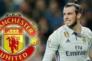 Gareth Bale lại khiến Man Utd 'mừng thầm'