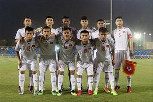 U19 Việt Nam thua trận đầu tại Cúp Tứ Hùng 2018