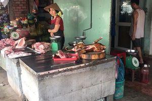 Khu chợ thịt chó lớn nhất Sài Gòn náo loạn khi bị kiểm tra