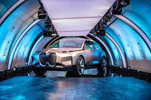 Mẫu siêu xe tự lái đến từ tương lại sẽ ra mắt vào năm 2021