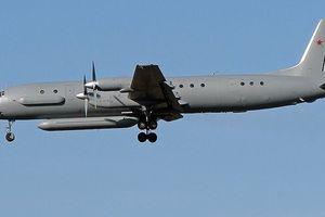Máy chiếc IL-20 của Nga chở 14 quân nhân mất tích ở Syria