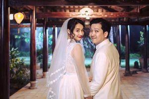 Đám cưới Trường Giang – Nhã Phương: Tình yêu cũng giống như mặc một chiếc áo, vừa vặn hay không chỉ người trong cuộc mới hiểu