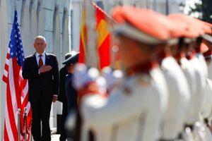 Mỹ cảnh báo Nga can thiệp trưng cầu dân ý Macedonia