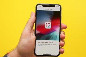 iOS 12 chính thức được phát hành cho người dùng iPhone, iPad