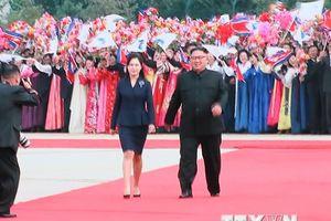 Nhà lãnh đạo Triều Tiên bất ngờ đón tiếp Tổng thống Hàn Quốc ở sân bay