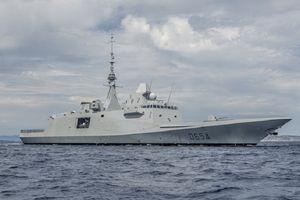 Cùng lúc máy bay mất tích, Nga phát hiện tên lửa phóng từ tàu Pháp ngoài khơi Syria