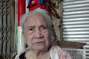 Vụ gần 20 căn nhà cháy rụi ở Đê La Thành: 'Tôi đã mất sạch, cả di ảnh của chồng, con'