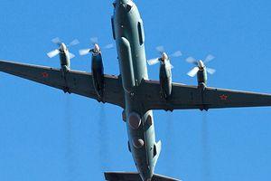 Máy bay trinh sát Nga mất tích tại Syria với 14 người, nghi Israel – Pháp bắn hạ