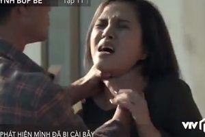 Quỳnh búp bê tập 11: My 'sói' bị Cảnh đánh 'sấp mặt'