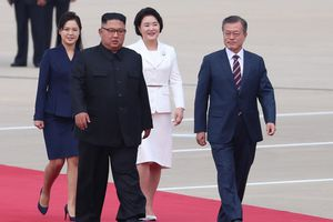 Điều đặc biệt trong cuộc họp của hai nhà lãnh đạo Hàn-Triều