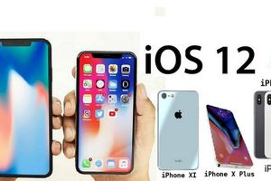 Nhanh tay tải và cài đặt iOS 12 cho iPhone và iPad
