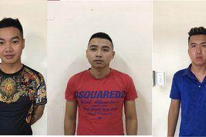 Hot: Công an huyện Gia Lâm bắt giữ hàng loạt đối tượng ném 'bom bẩn' vào nhà dân