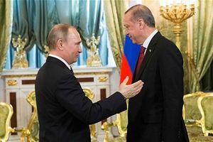 Lãnh đạo Nga và Thổ Nhĩ Kỳ đồng ý thiết lập khu phi quân sự tại Idlib