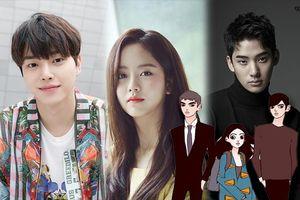 Lộ diện 2 mỹ nam sánh đôi cùng Kim So Hyun trong drama chuyển thể từ webtoon đình đám 'Love Alarm'
