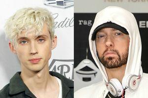 Hậu 'châm chọc' Iggy, Eminem tiếp tục 'hồn-nhiên-động-chạm' Troye Sivan: Nhưng lần này, anh nhận cái kết đắng!