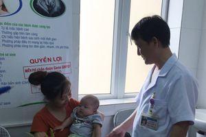 10 tháng, Nghệ An phát hiện gần 700 ca phụ nữ mang thai có dị tật