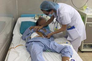 Cứu thành công nữ bệnh nhân suy kiệt, gia đình đã xin về lo hậu sự