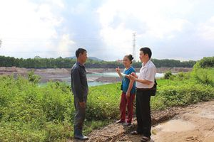 Thái Nguyên: Tích cực làm rõ vấn đề ô nhiễm môi trường bãi tập kết tro xỉ của nhà máy nhiệt điện Cao Ngạn