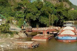 Kim Bảng – Hà Nam: Bến thủy nội địa hết hạn nhưng vẫn công khai hoạt động