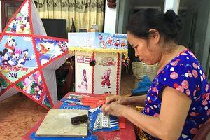 Làng nghề làm đèn Trung thu xứ Thanh nhộn nhịp vào mùa vụ