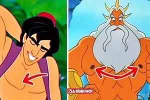 25 bằng chứng chứng minh rằng logic không tồn tại trong phim hoạt hình