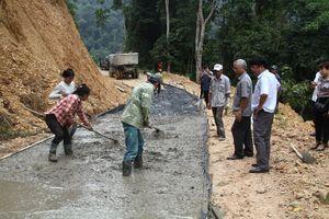 Nâng cao hiệu quả đầu tư từ nguồn vốn các chương trình giảm nghèo ở huyện Lang Chánh