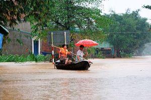 Dự báo tình hình mưa lũ diễn biến phức tạp