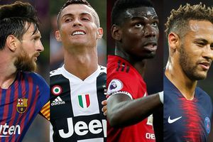 Những ứng cử viên nặng ký đua tranh danh hiệu Vua phá lưới Champions League